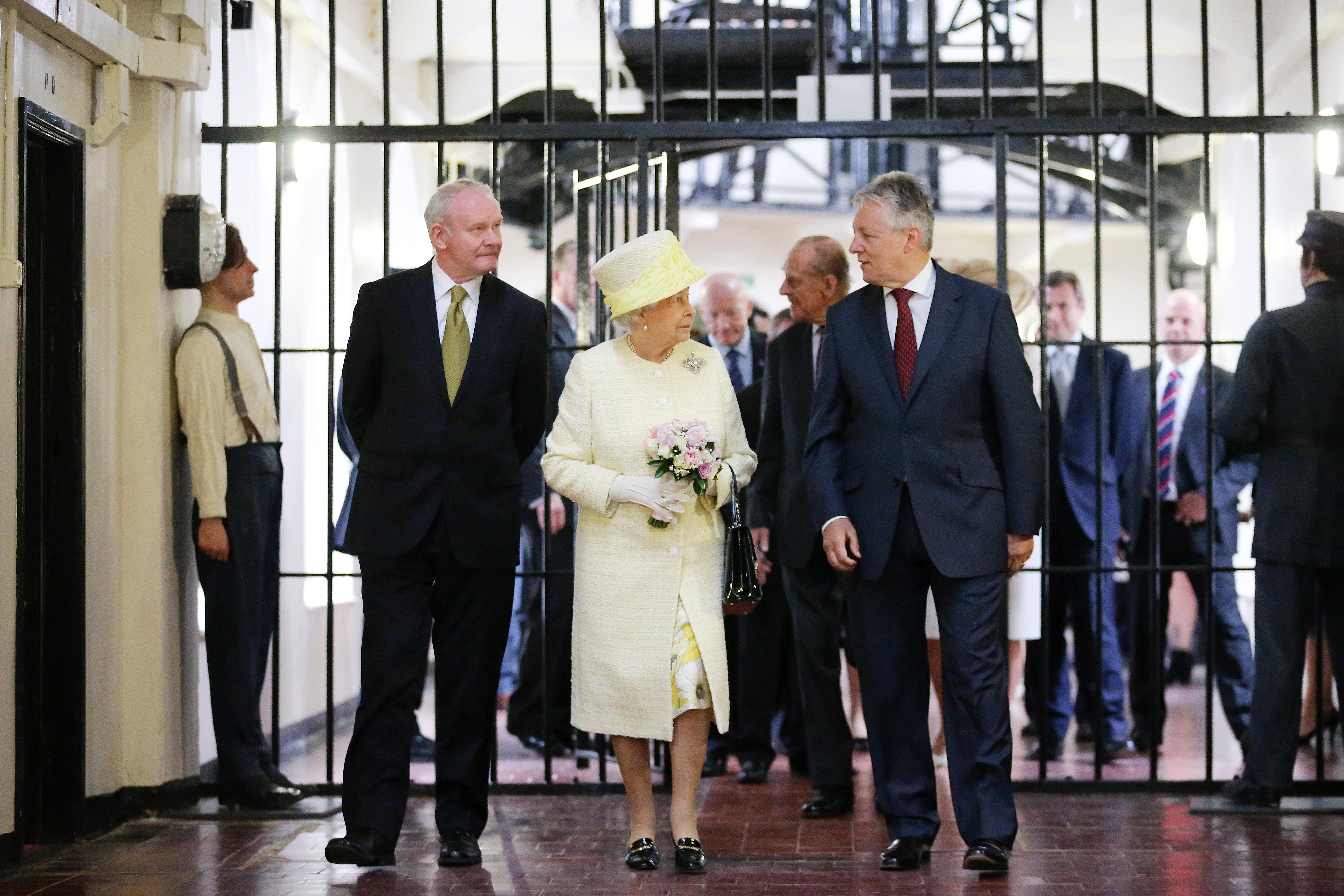 Northern Ireland Office / Belfast City Council – Queen Elizabeth Visit June 2014
